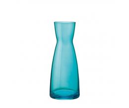 Bình rót rượu thủy tinh Ypsilon 1L màu xanh ngọc (Bormioli Rocco)