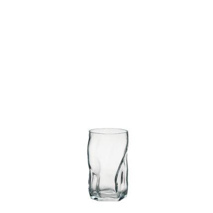Ly thủy tinh Sorgente 7cl - màu trắng (Bormioli Rocco) - 1