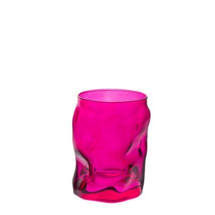 Ly thủy tinh Sorgente 30cl - màu hồng (Bormioli Rocco) - 2