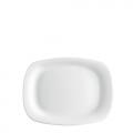 Đĩa thủy tinh chữ nhật Parma 16.5x21.5 (Bormioli Rocco) - small 1