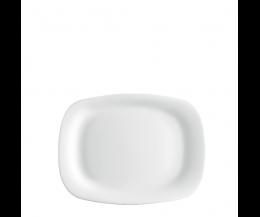 Đĩa thủy tinh chữ nhật Parma 16.5x21.5 (Bormioli Rocco)