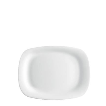 Đĩa thủy tinh chữ nhật Parma 16.5x21.5 (Bormioli Rocco) - 1