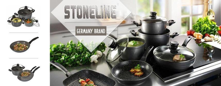 Nồi chảo chống dính Stoneline – lựa chọn hàng đầu của đông đảo bà nội trợ