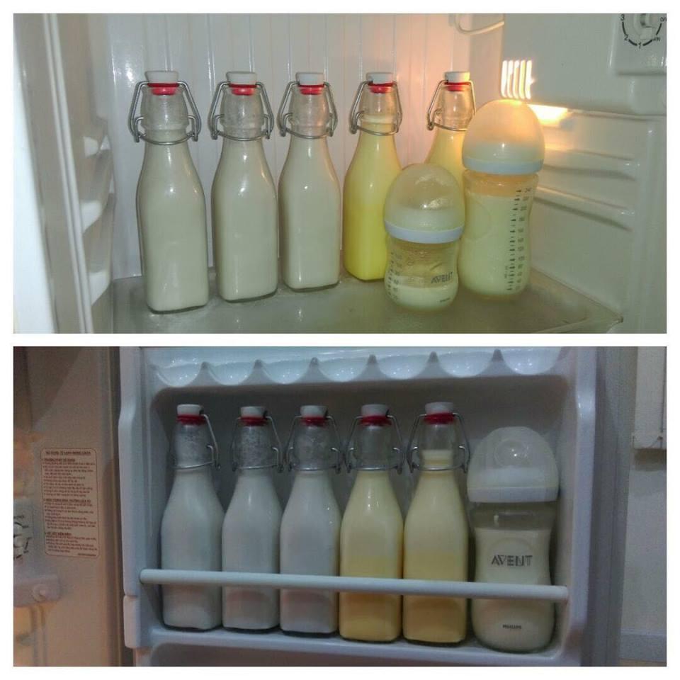 Chai lọ thủy tinh nhập khẩu - dụng cụ trữ sữa mẹ an toàn