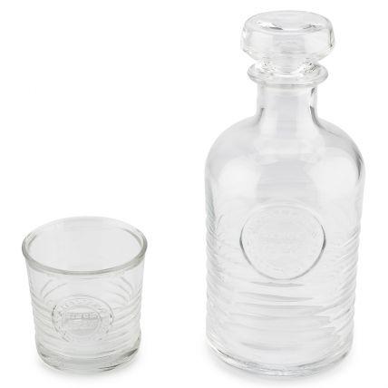 Officina 1825 bộ bình ly thủy tinh 7 món (Bormioli Rocco) - 3
