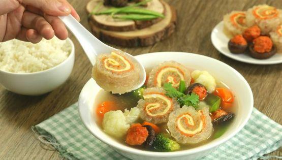 3 món canh không thể thiếu trong mâm cỗ Tết của người Việt
