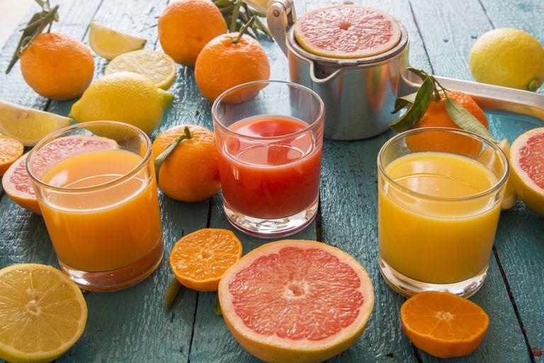 Cách làm và bảo quản nước ép trái cây
