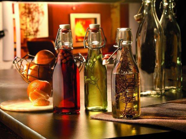 Bảo quản rượu trong chai thủy tinh
